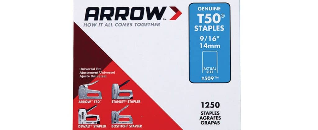 What Is A T50 Staple?