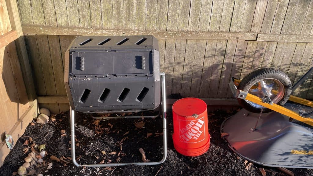 FCMP IM4000 Dual Chamber Tumbling Composter Review